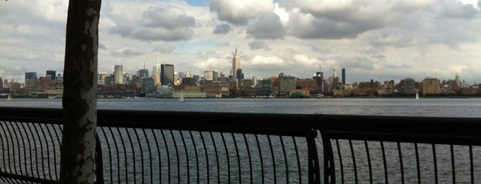 Hudson River Waterfront Walkway is one of Things To Do In NJ.