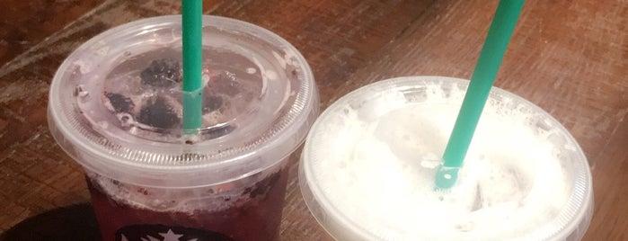 Starbucks is one of SBUX.