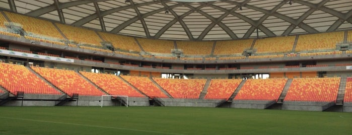 Arena da Amazônia is one of Events To Visit....
