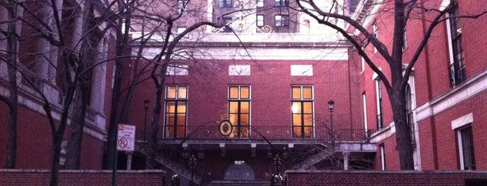 Constance Billard School is one of New York.