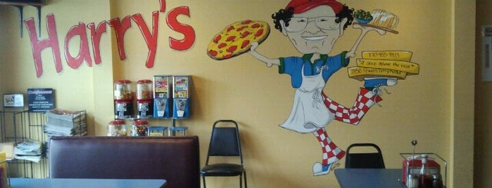Harry's New York Pizza Subs & Wings is one of Favorite restaurants around Vinings.