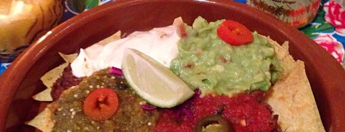 El Camion Mexican Grill is one of Mexico in London.