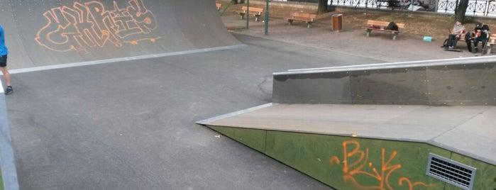 Skatepark Smíchoff is one of Skate.
