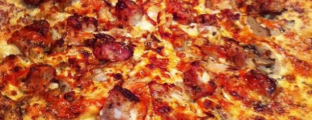 US Pizza is one of Makan @ Utara #7.