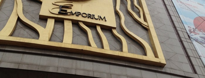 Emporium is one of All-time favorites in Thailand.
