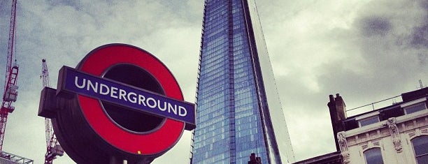 London Bridge London Underground Station is one of Rail stations.