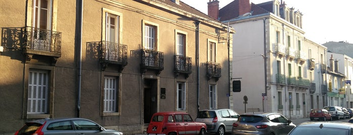 Rue de Tivoli is one of Dijon : rues & places.