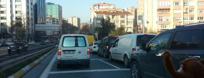 Atatürk Caddesi is one of Bağdat Caddesi ve Civarı.