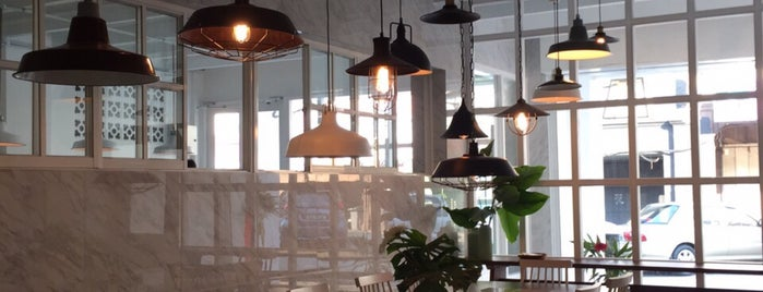 The Replacement - Lodge & Kitchen is one of Johor/JB :Cafe connoisseurs Must Visit.