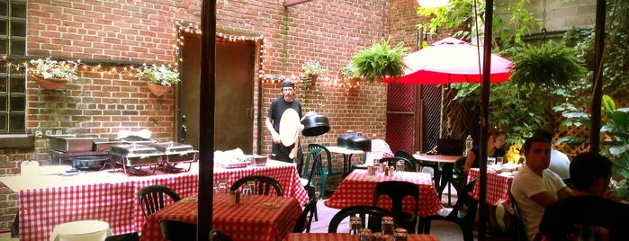 East of Eighth Restaurant is one of Rob's Food Spots.