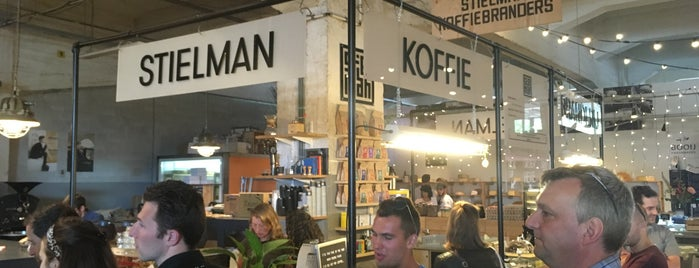 Stielman Koffiebranders is one of My favorite coffee spots.