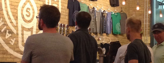 Fair State Brewing Cooperative is one of Minnesota Breweries and Brewpubs.