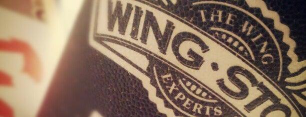 Wingstop is one of Must-visit Fast Food Restaurants in Tulsa.