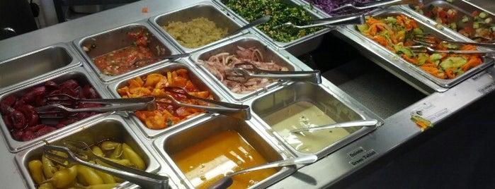 Soom Soom Vegetarian Bar is one of NYC Veg To-Do.