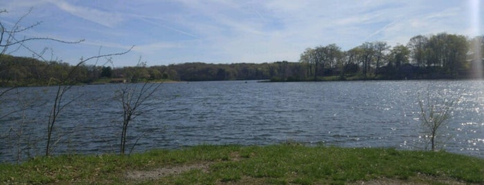 Lake MacBride State Park is one of Iowa: State and National Parks.