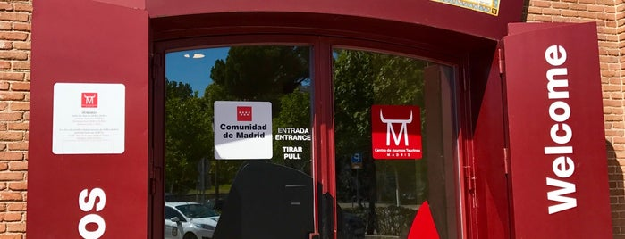Museo Taurino is one of Conoce Madrid.