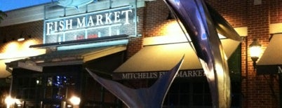 Mitchell's Fish Market is one of New Places To Try.