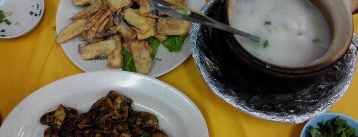 Restaurant Onn Kee Claypot Seafood Porridge is one of KL Cheap Eats.