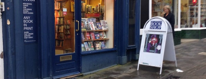 Chepstow Bookshop is one of Guardian Recommended Independent Bookshops.