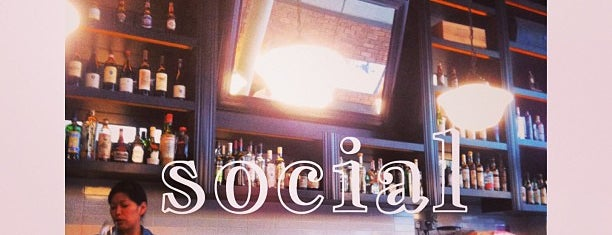 Club Street Social is one of Singapore.