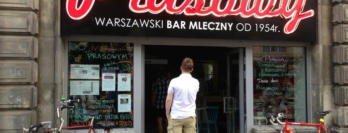 Bar Mleczny Prasowy is one of To eat.