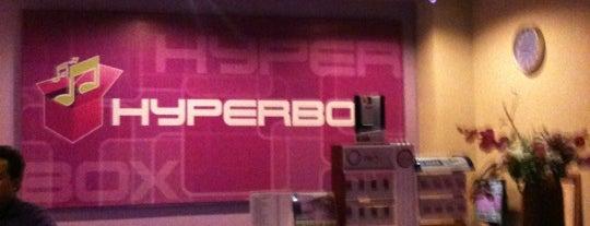 Hyperbox Karaoke Family is one of Maen-maen.