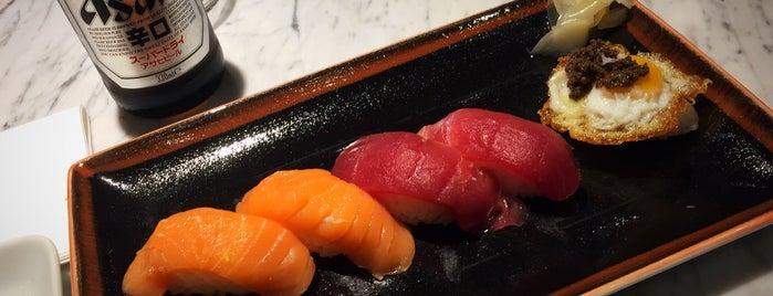 Kirei by Kabuki is one of madrid. Beber y comer.