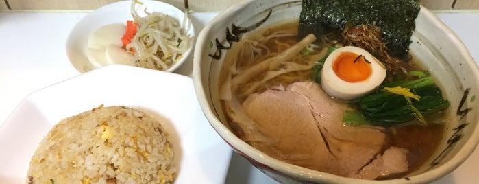 和風ラーメン 金子 is one of らめーん(Ramen).