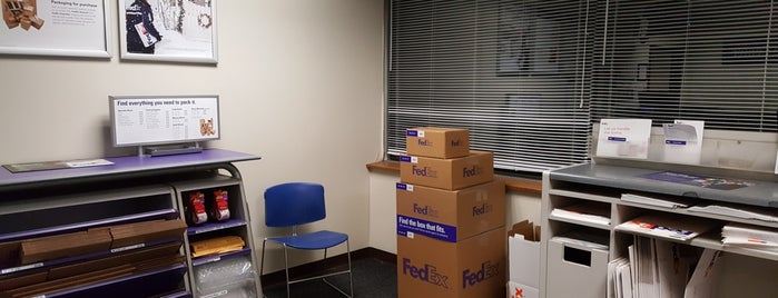 FedEx Ship Center is one of Diary of the Open Road Checkpoints.