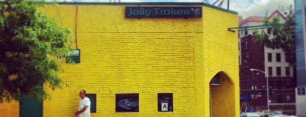 Jolly Tinker is one of The Fordham University Experience.