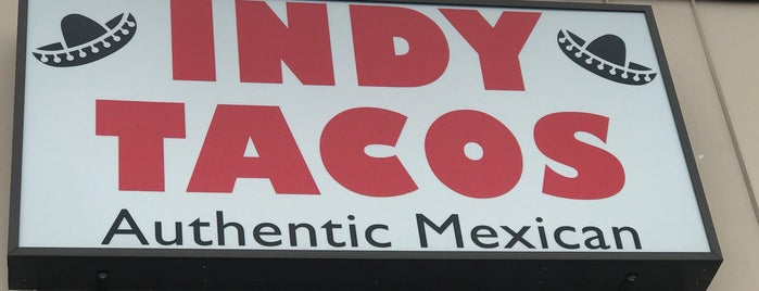 Indy Tacos is one of The 15 Best Family-Friendly Places in Indianapolis.