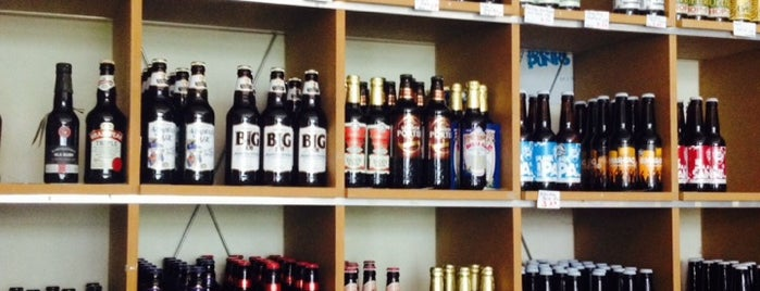 Berlin Bier Shop is one of Berlin.