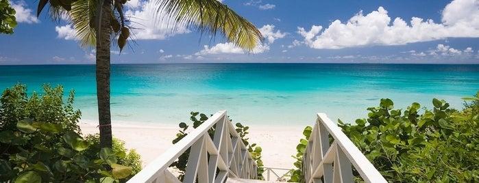Barnes Bay Beach is one of Caribbean.