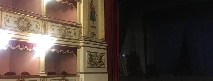 Teatro Comunale Vittoria is one of Turismo.