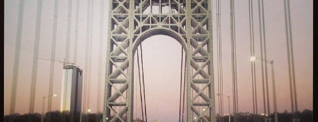 George Washington Bridge is one of New York City.