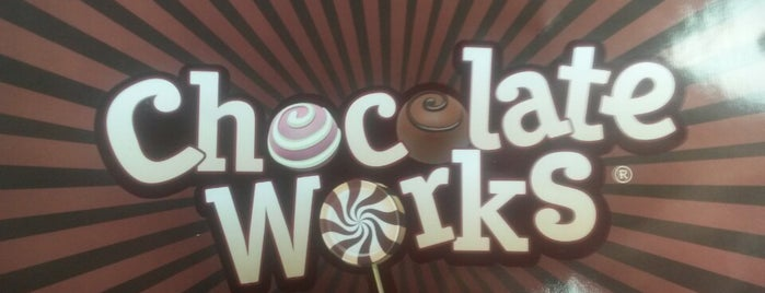 Chocolate Works is one of favorites.