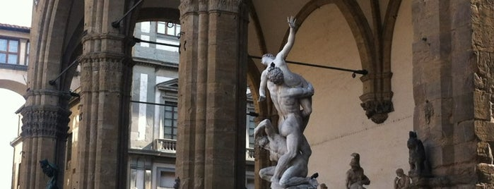 Loggia dei Lanzi is one of Italien.