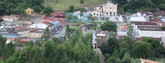 Jiquiriçá is one of Caminho da Paz - Trilha.