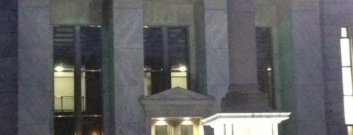 Federal Reserve Bank of Atlanta is one of Atlanta.