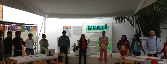Hub Oaxaca is one of ImpactHUB Global Locations.