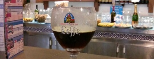 Cervecería Europa is one of Seville.