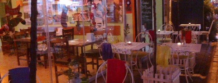 Ortaköy Cafe & Kahvaltı is one of Kahvaltı.