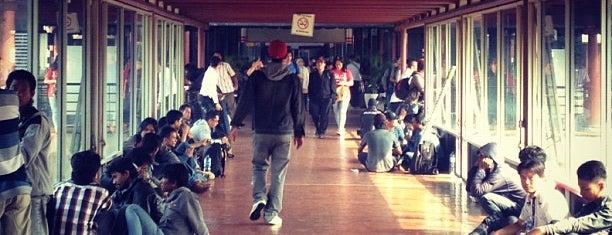Gate B4 is one of Soekarno Hatta International Airport (CGK).