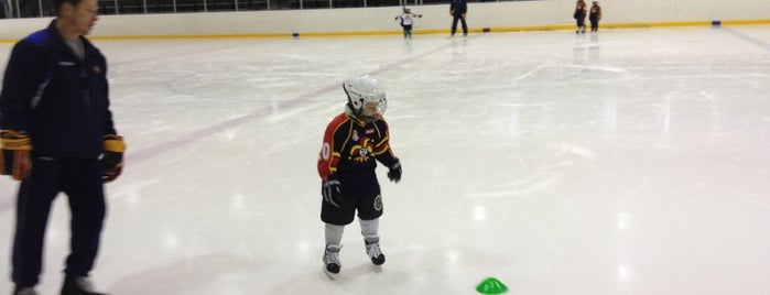 Pirkkolan jäähalli is one of Junior icehockey arenas.