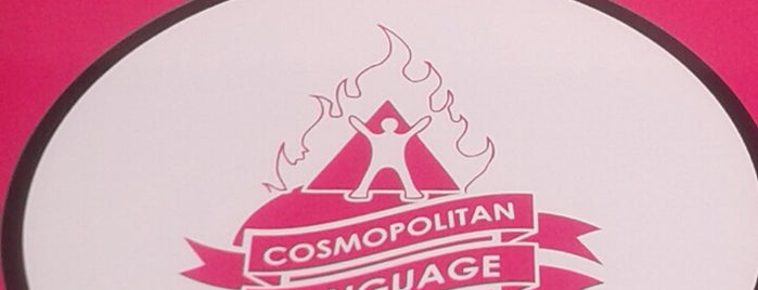 COSMOPOLITAN LANGUAGE ACADEMY is one of Sitios que ya he ido.