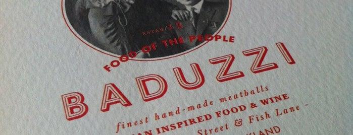 Baduzzi is one of Auckland!.