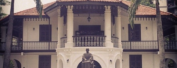 Sun Yat Sen Nanyang Memorial Hall 孙中山南洋纪念馆 is one of le 4sq with Donald :).
