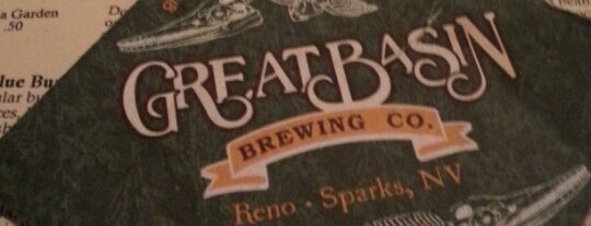Great Basin Brewing Co. is one of Establishments to Frequent.
