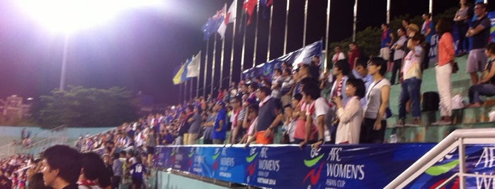 Thong Nhat Stadium is one of List 1.