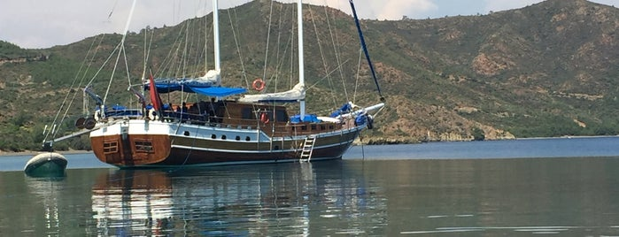 Arapmezari Koyu is one of Marmaris.